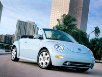 Pellicole auto vw beetle(2003 - 2009 cabrio)