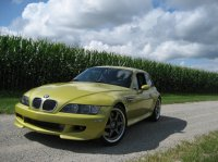 Pellicole auto BMW Z3(1999 - 2002 COUPE)