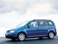 Pellicole auto vw touran(2002 - 2006 )