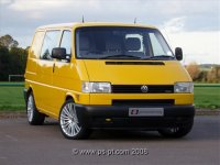 Pellicole auto vw transporter T-4(2004 - 2005 )