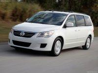 Pellicole auto vw routan(2009 - 2010 )