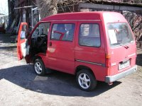 Pellicole auto daihatsu hijet(1996 - 2001 van)