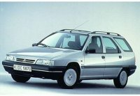 Pellicole auto citroen ZX(1991 - 1998 break)