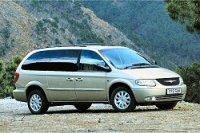 Pellicole auto chrysler grand voyager(2001 - 2006 MPV)