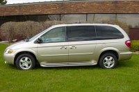 Pellicole auto chrysler voyager(2005 - 2008 long)
