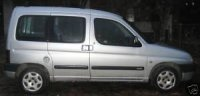 Pellicole auto citroen Berlingo(1997 - 2007 double porte back)