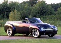 Pellicole auto chevrolet SSR(2004 - 2005 cabrio)