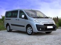 Pellicole auto citroen jumpy(2007 - 2010 long 1 porte side 2 porte back with wiper blade)
