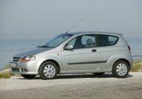 Pellicole auto chevrolet Kalos(2005 - 2008 3 porte hatchback)