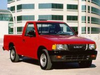 Pellicole auto Isuzu Pick up(1998 - 2004 single cab)