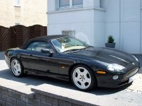 Pellicole auto jaguar XK8(1997 - 2006 open top)