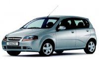 Pellicole auto chevrolet Kalos(2005 - 2008 5 porte hatchback)