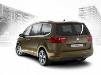 Pellicole auto Seat alhambra(2010 - 2010 MPV)