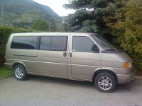Pellicole auto vw T4(1990 - 2003 long openable windows)