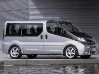 Pellicole auto opel vivaro(2002 - 2008 court  glass side mobile 2 porte back)