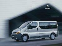 Pellicole auto Renault trafic(2002 - 2008 court windows side mobile 1 porte back)