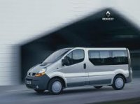 Pellicole auto Renault trafic(2002 - 2008 court window side mobile 2 porte back)