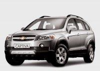 Pellicole auto chevrolet captiva(2006 - 2009 )