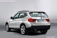 Pellicole auto BMW X3(2010 )
