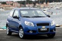 Pellicole auto chevrolet aveo(2009 - 2010 3 porte hatchback)