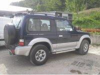 Pellicole auto Mitsubishi Pajero(1992 - 2000 3 porte)