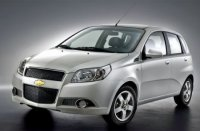 Pellicole auto chevrolet aveo(2009 - 2010 5 porte hatchback)