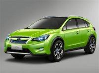 Pellicole auto Subaru XV(2012 )