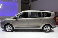 Pellicole auto dacia lodgy(2012 - 2012 )