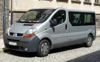 Pellicole auto Renault Trafic(2005 - 2008 court 1 porte back )
