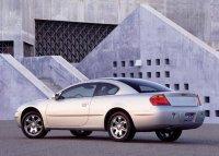 Pellicole auto chrysler sebring(2001 - 2006 2 porte)