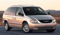 Pellicole auto chrysler voyager(2005 - 2008 )