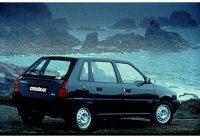 Pellicole auto citroen AX(1988 - 1998 5 porte)