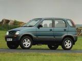 Pellicole auto daihatsu terios(1998 - 2004 )