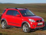 Pellicole auto daihatsu terios(2004 - 2007 )