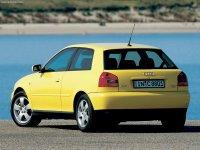 Pellicole auto AUDI A3(1996 - 2003 3 porte)