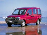 Pellicole auto fiat doblò(2001 - 2009 1 porte back)