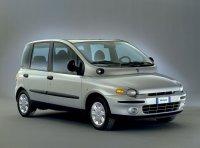 Pellicole auto fiat multipla(1999 - 2006 MPV)