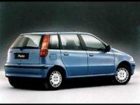 Pellicole auto fiat punto(1993 - 1999 5 porte)
