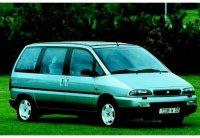 Pellicole auto fiat ulysse(1995 - 2002 MPV)
