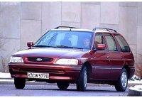 Pellicole auto ford escort(1991 - 2000 break)