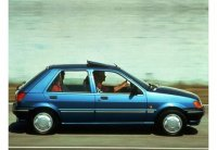 Pellicole auto ford fiesta(1989 - 1995 5 porte)