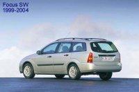 Pellicole auto ford focus(1999 - 2004 break)