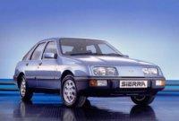 Pellicole auto ford sierra(1982 - 1993 5 porte)