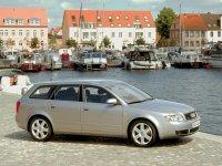 Pellicole auto AUDI A4(2001 - 2005 AVANT)