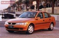 Pellicole auto Opel Vectra(1995 - 2002 sedan)