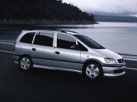 Pellicole auto Opel Zafira(2005 - 2009 MPV)