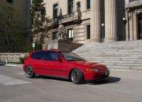 Pellicole auto Honda Civic(1993 - 1995 3 porte)