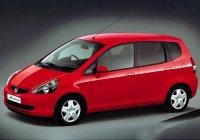 Pellicole auto Honda Jazz MPV(2002 - 2006 )