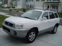 Pellicole auto Hyundai Santa Fe(2001 - 2006 )