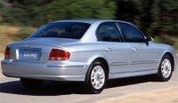 Pellicole auto Hyundai Sonata(2002 - 2004 )